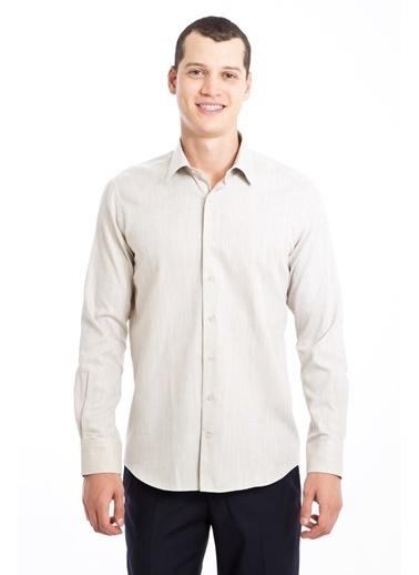 Kiğılı Gömlek Bej